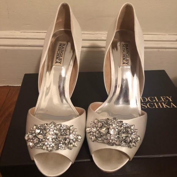 Badgley Mischka Shoes - Badgley Mischka Wedding Heels